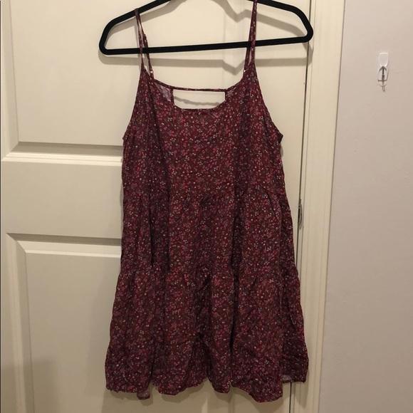 Xhilaration Dresses & Skirts - Spaghetti strap floral dress